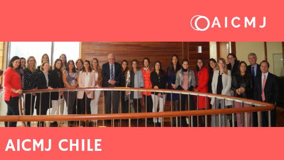 Prensa y abogados: reunión en Chile con Cristián Zegers